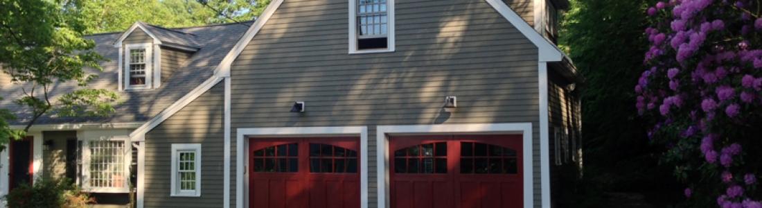 Garage Addition in Concord, MA