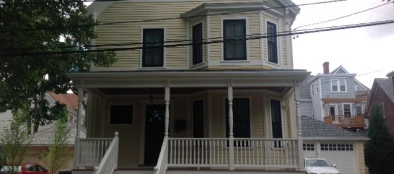 St. James Street Home Renovation